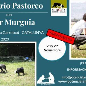 Seminario de Pastoreo con Oscar Murguia Noviembre