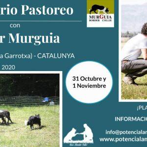Seminario de Pastoreo con Oscar Murguia Octubre